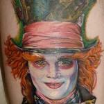 35 tatuagens em homenagem a Johnny Depp