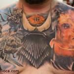 32 exemplos de tatuagens de O Senhor dos Anéis