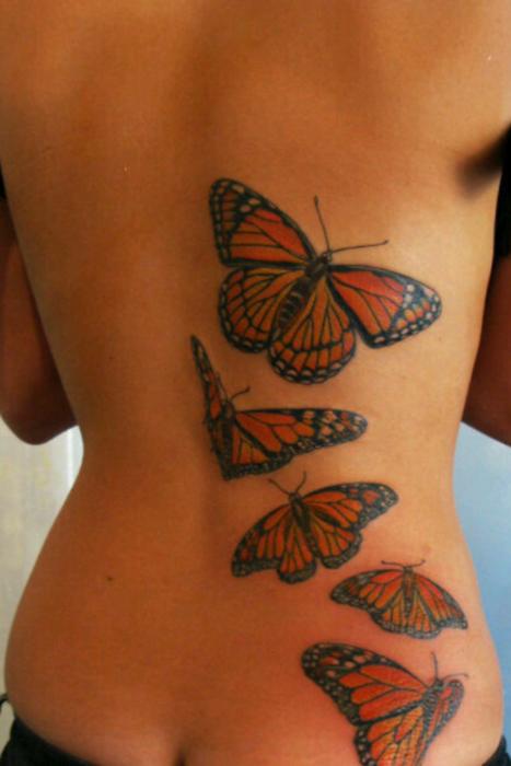 98 Tatuagens De Borboletas Para Inspirar Homens E Mulheres