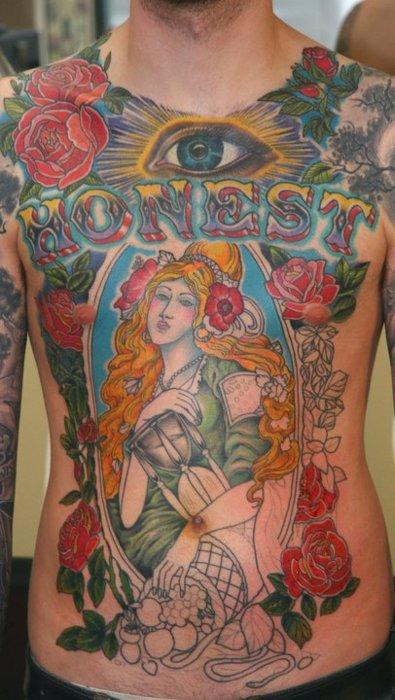 Caras tatuados (4)