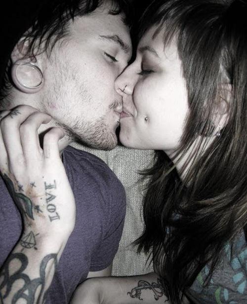 Casais tatuados para o Valentine's Day (50)