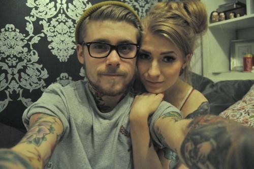 Casais tatuados para o Valentine's Day (47)