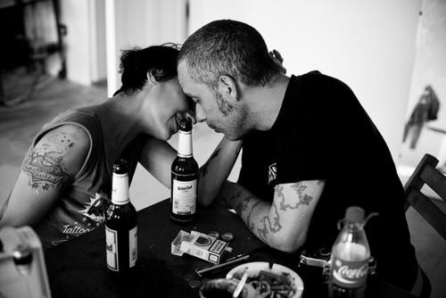 Casais tatuados para o Valentine's Day (39)