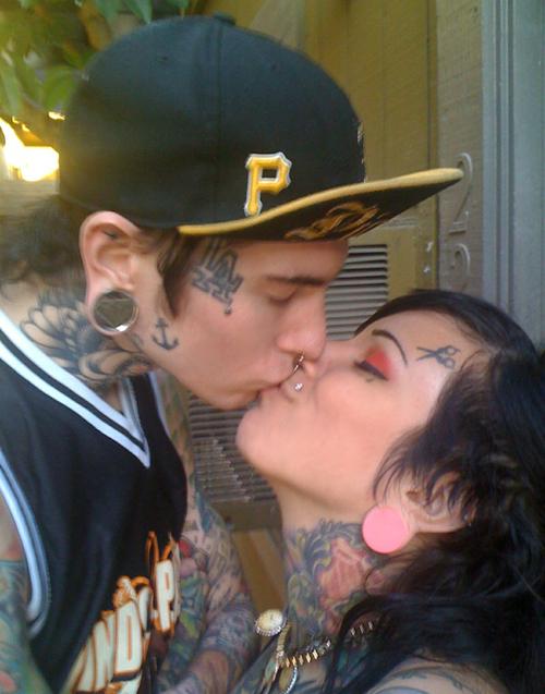 Casais tatuados para o Valentine's Day (32)