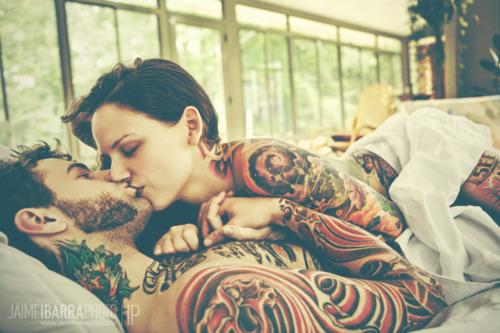 Casais tatuados para o Valentine's Day (29)