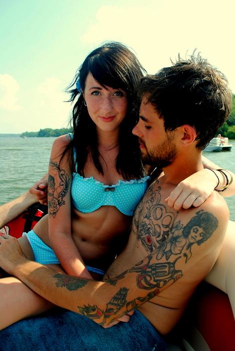 Casais tatuados para o Valentine's Day (25)