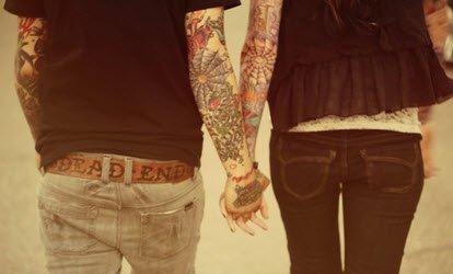 Casais tatuados para o Valentine's Day (22)
