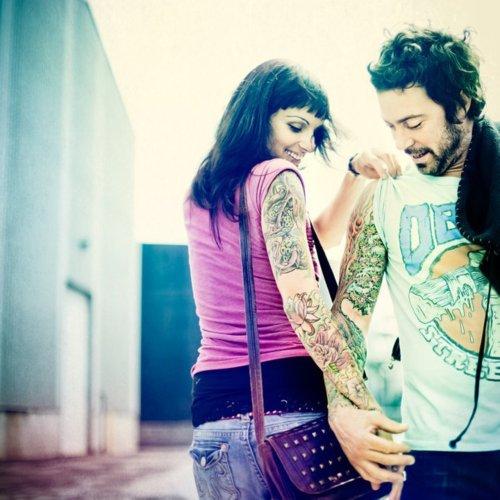 Casais tatuados para o Valentine's Day (7)