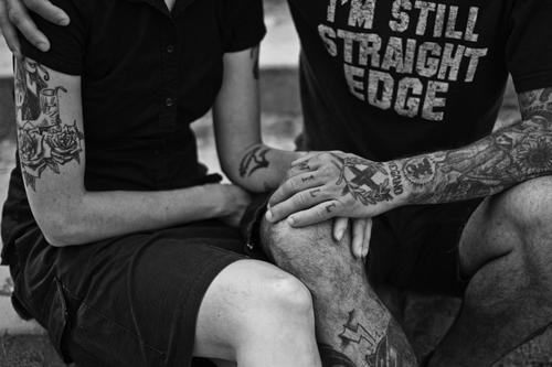 Casais tatuados para o Valentine's Day (6)