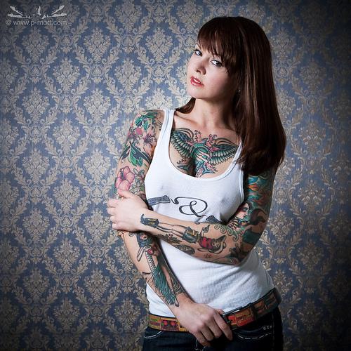 Lindas Garotas Tatuadas (28)