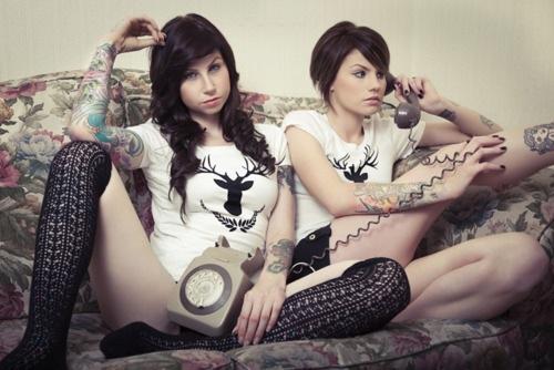 Lindas Garotas Tatuadas (33)