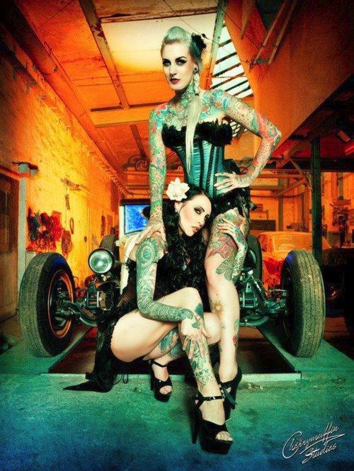 Lindas Garotas Tatuadas (31)