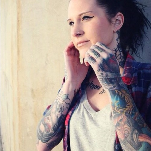 Lindas Garotas Tatuadas (27)