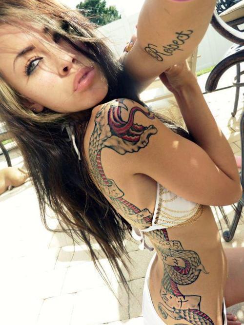 Lindas Garotas Tatuadas (10)