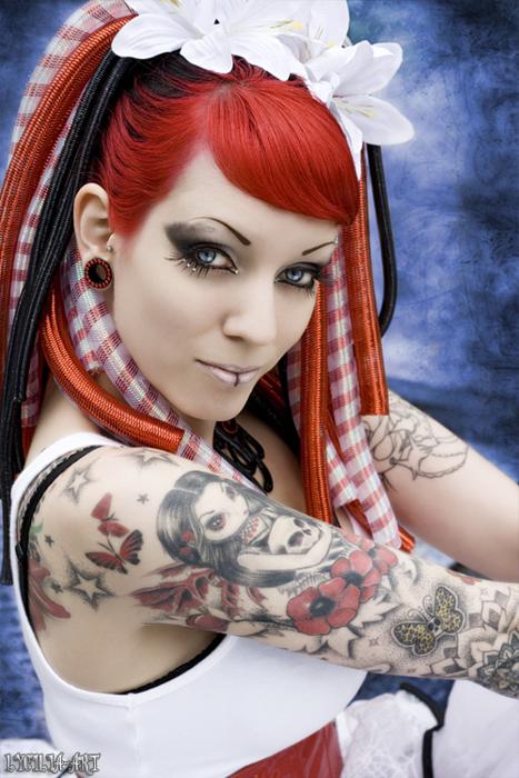 Lindas Garotas Tatuadas (2)