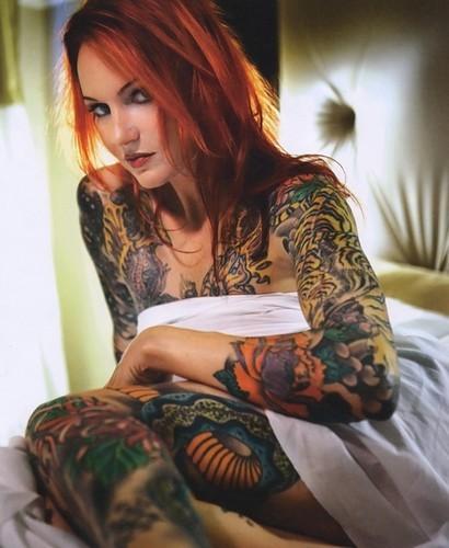 Lindas Garotas Tatuadas (7)