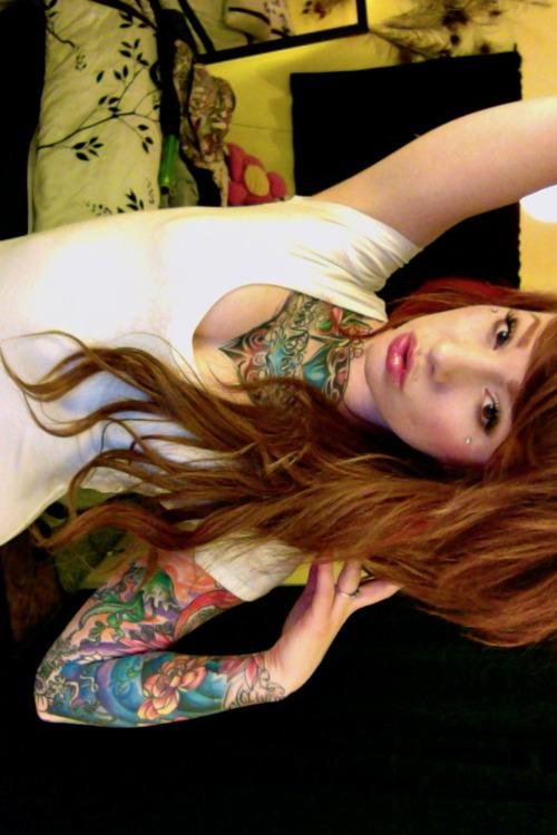 Lindas Garotas Tatuadas (6)