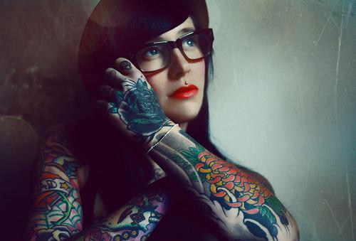 Lindas Garotas Tatuadas (3)