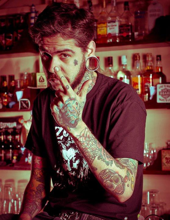 Fotos do dono do Curitiba Tatuagem (1)