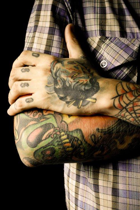 Fotos do dono do Curitiba Tatuagem (8)
