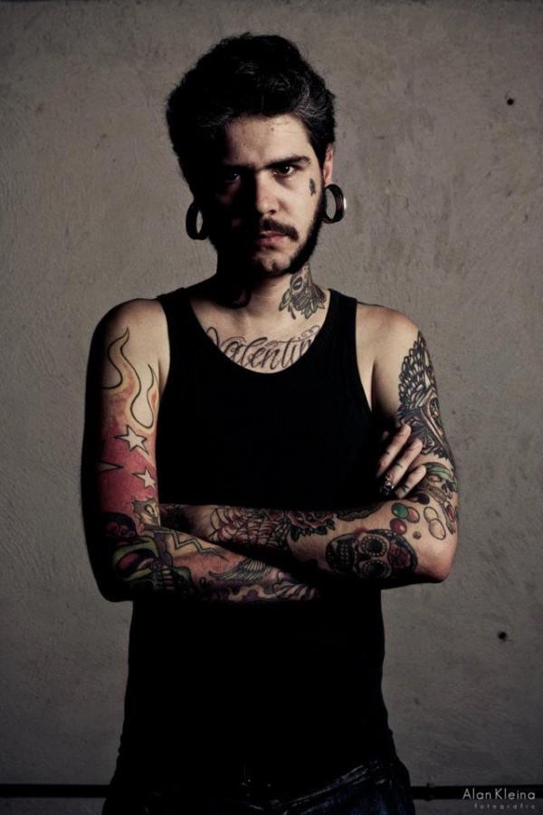 Fotos do dono do Curitiba Tatuagem (5)