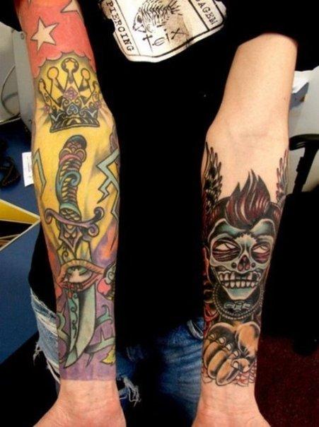 Fotos do dono do Curitiba Tatuagem (2)