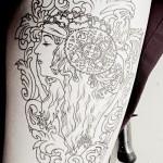 20 tatuagens e tatuados para inspirar você