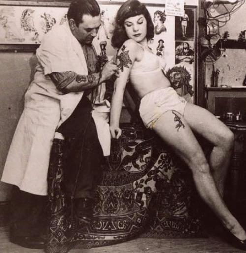 Tatuados do Passado em fotos antigas (62)