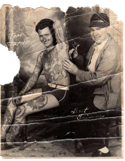 Tatuados do Passado em fotos antigas (60)