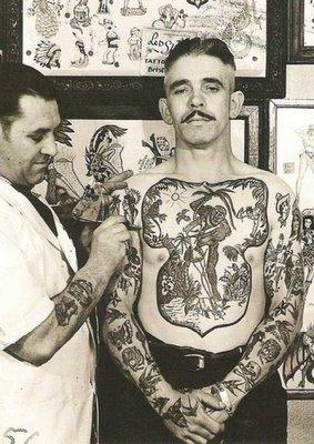 Tatuados do Passado em fotos antigas (57)
