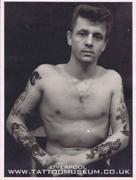 Tatuados do Passado em fotos antigas (49)