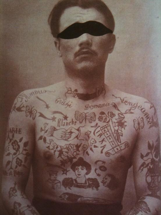 Tatuados do Passado em fotos antigas (46)