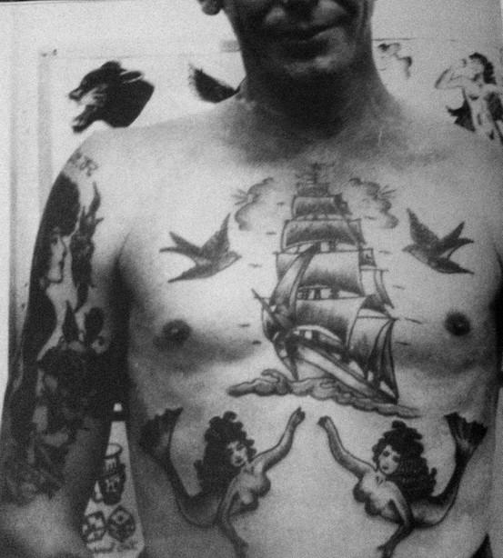 Tatuados do Passado em fotos antigas (42)