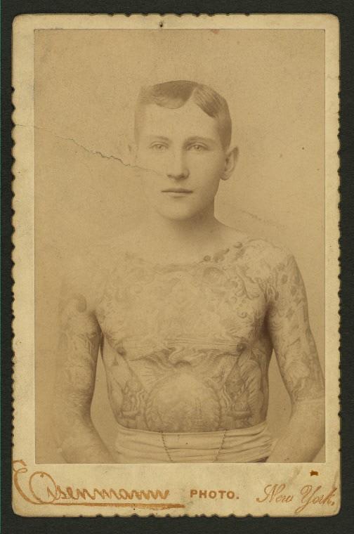 Tatuados do Passado em fotos antigas (41)