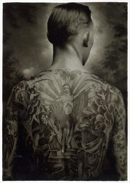 Tatuados do Passado em fotos antigas (36)