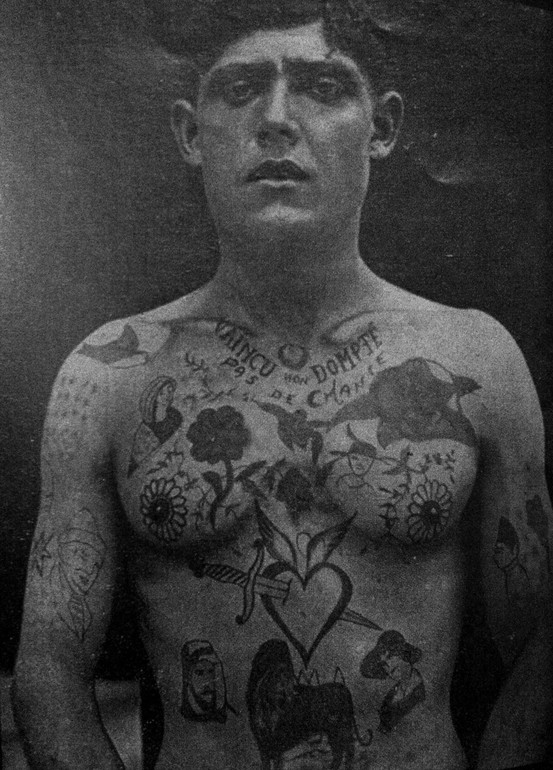 Tatuados do Passado em fotos antigas (34)