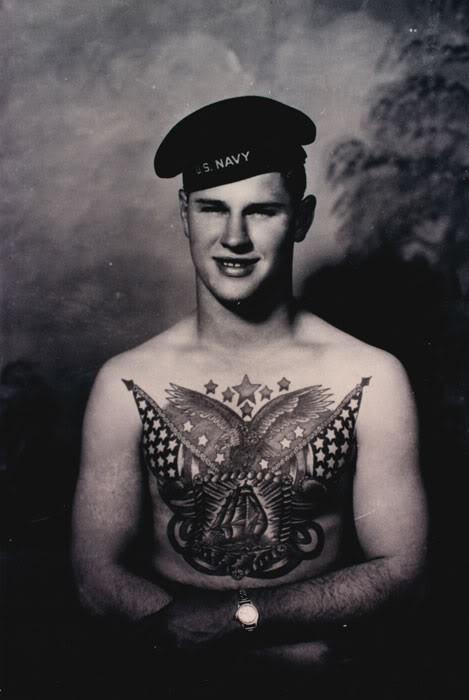 Tatuados do Passado em fotos antigas (29)
