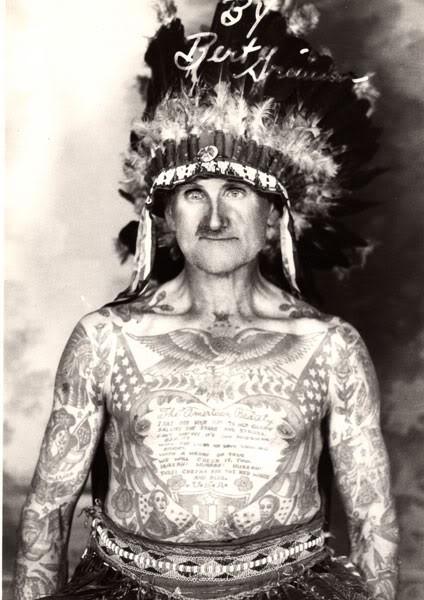 Tatuados do Passado em fotos antigas (28)