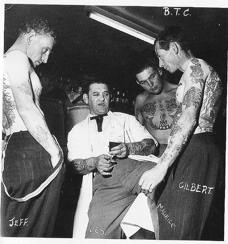 Tatuados do Passado em fotos antigas (24)