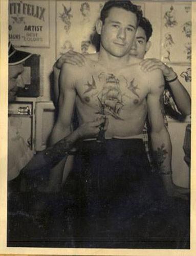 Tatuados do Passado em fotos antigas (22)