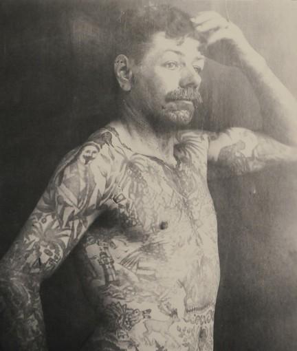 Tatuados do Passado em fotos antigas (20)