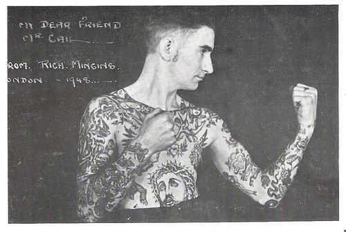 Tatuados do Passado em fotos antigas (18)