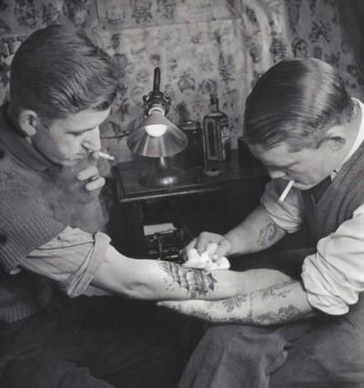 Tatuados do Passado em fotos antigas (16)