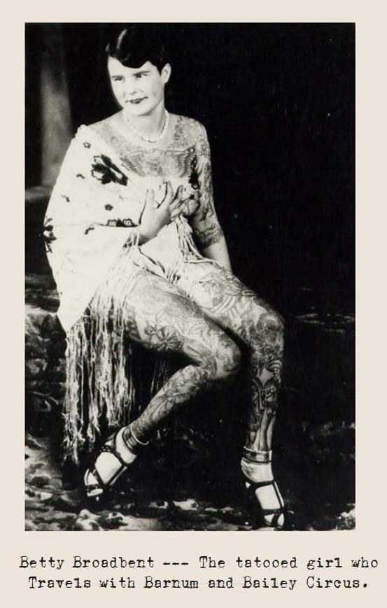 Tatuados do Passado em fotos antigas (12)