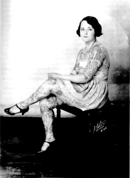 Tatuados do Passado em fotos antigas (11)