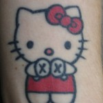 60 tatuagens da Hello Kitty