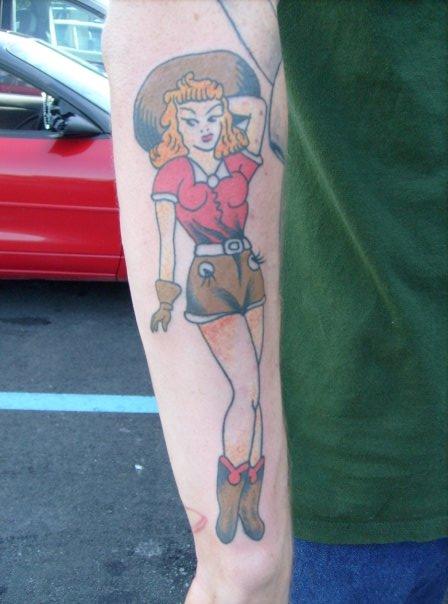 Tatuagens de pin-ups (46)