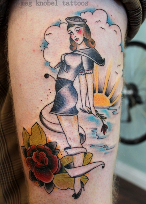 Tatuagens de pin-ups (44)