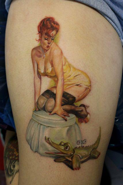 Tatuagens de pin-ups (41)