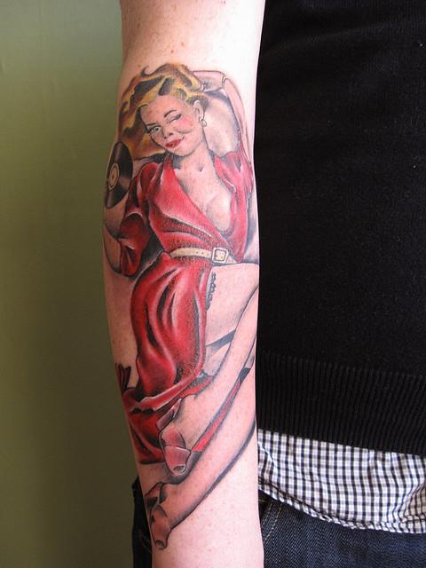 Tatuagens de pin-ups (37)